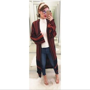 Urban Outfitters Ecote Bell Sleeve Open Cardigan